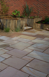 Hard landscape, Paving